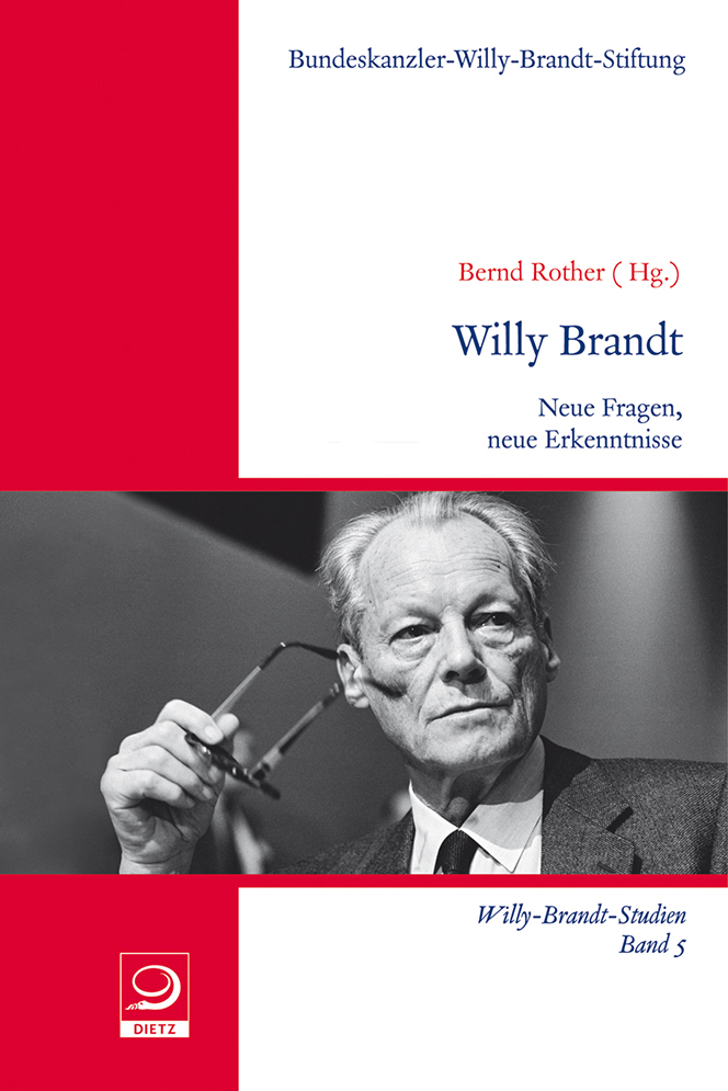 Buch-Cover von »Willy Brandt«