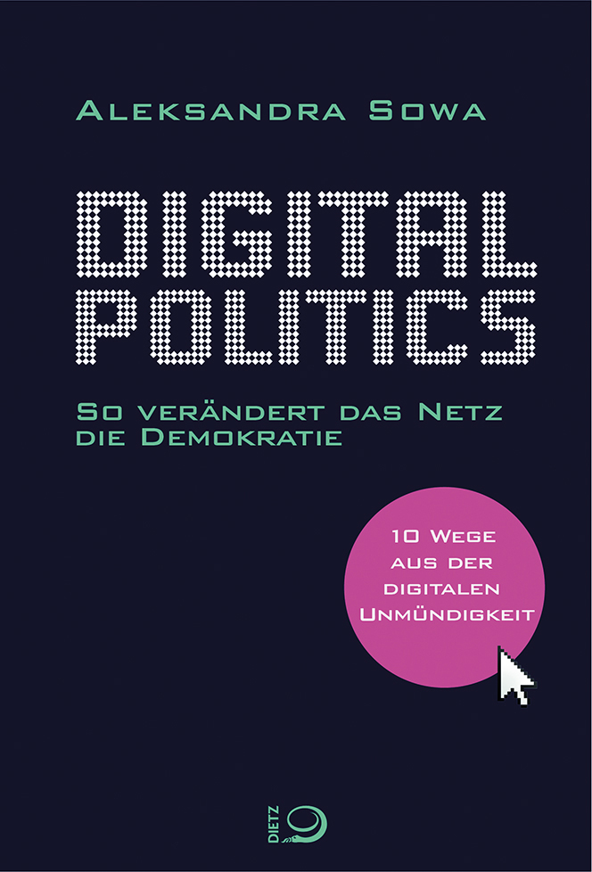 Buch-Cover von »Digital Politics«