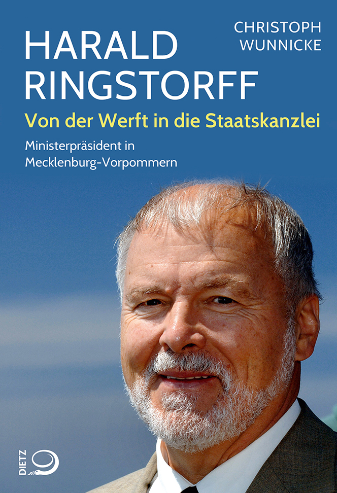 Buch-Cover von »Harald Ringstorff«