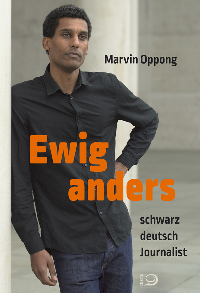 Buch-Cover von »Ewig anders«