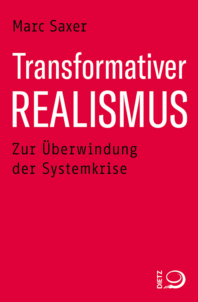 Buch-Cover von »Transformativer Realismus«