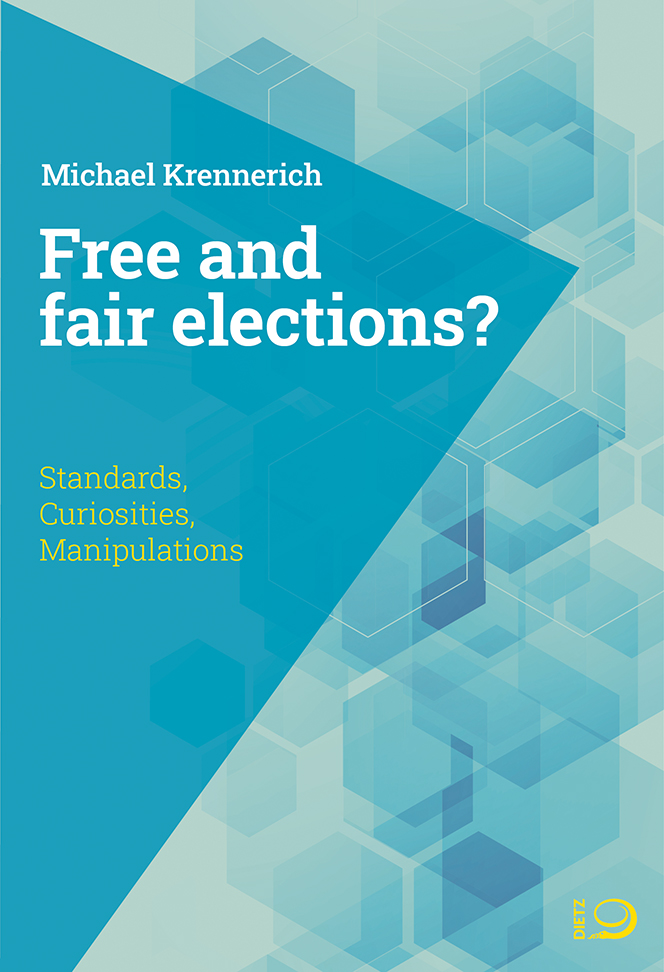 Buch-Cover von »Free and Fair Elections?«